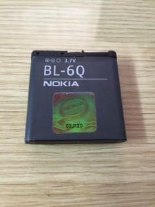 PIN NOKIA BL _ 6Q (zin công ty )
