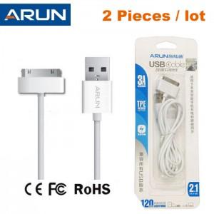 Cáp ARUN Iphone 4/4s ( chính hãng )