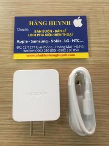 Bộ Sạc Oppo  2A ( củ + cáp ) ( chính hãng )
