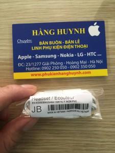 Tai Samsung S5 / EG900BW ( Chính Hãng )