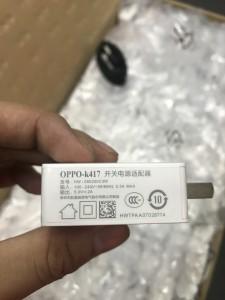 Bộ Sạc 2A Oppo K417 ( Chính Hãng